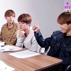 Tae can't stop looking at Jimin|| JUST BTS VMIN