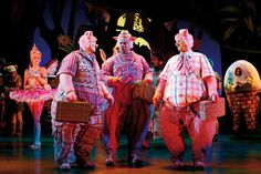 Shrek The Musical - » Image Gallery