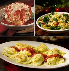Dinner tonight. Dinner tomorrow. Even YOU can have free pasta for life!#maggianoshappyhour
