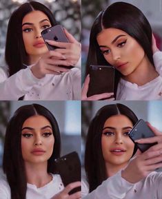 Kylie Jenner Fotos, Kim Kardashian Kylie Jenner, Kyle Jenner, Kylie Jenner Makeup, Kendall Jenner Style, Kendall And Kylie Jenner, Kardashian Kollection, Selfies, Kylie Baby