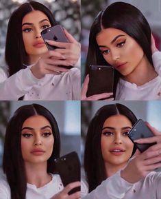 Kylie Jenner Fotos, Kyle Jenner, Kylie Jenner Makeup, Kendall Jenner Style, Kendall And Kylie Jenner, Estilo Jenner, Estilo Kardashian, Selfies, Kardashian Kollection