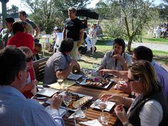 Alfresco Dining at di Lusso Wines Mudgee Al Fresco Dining, Wine Recipes, Wines, Food, Essen, Yemek, Meals