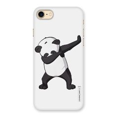 Dab Panda Shoot Back Case for iPhone 7 | Mobile Phone Covers & Cases in India Online at CoversCart.com