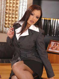 Think, that Secretary striptease nude idea