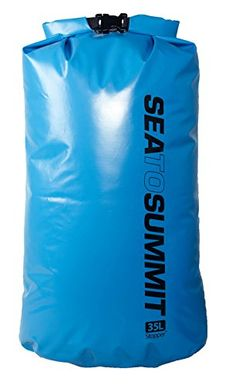 Sea To Summit Stopper Dry Bag Blue 35L >>> Check this awesome product by going to the link at the image.Note:It is affiliate link to Amazon.