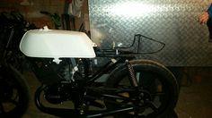 Yamaha rd 125 dx 60th anniversary cafe racer