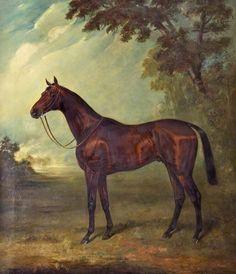 'Minoru', c.1910, by James Lynwood Palmer (1867/8-1941)