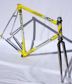 Colnago Master Art Decor. I have this one hanging in my garage