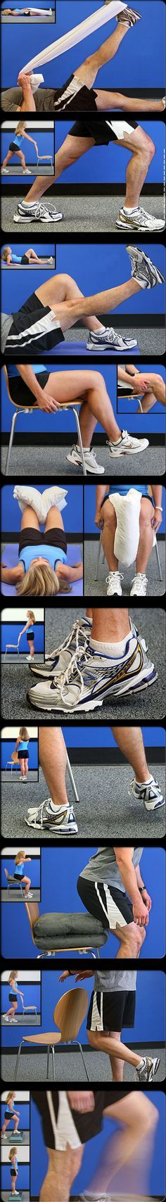 Exercises for the Knee