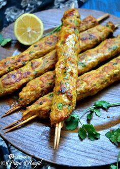 My Top Grilled Chicken Recipes – Grilling Doctor Seekh Kebab Recipes, Mince Recipes, Kabob Recipes, Veg Recipes, Indian Food Recipes, Cooking Recipes, Recipies, Chicken Recipes Halal, Chicken Snacks