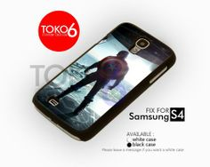 AJ 3923 captain america the winter soldier - Samsung Galaxy S IV Case | toko6 - Accessories on ArtFire