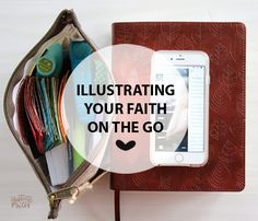 Natalie and I were on the Studio Calico team together, I have always been drawn to her eye for design so when she started using a journaling bible I was SO excited to see what she would do with it.…