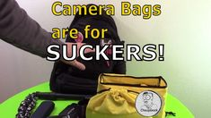 Camera bags are for suckers! Plus other camera gear tips. Camera Bags, Camera Gear, Film Making, Suckers, Gift Guide, Club, Website, Tips, Filmmaking