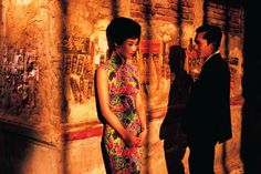Another great cheongsam from IN THE MOOD FOR LOVE
