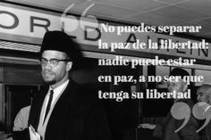 Malcolm X // Frases Fred Hampton, Pelo Afro, Rebel Heart, Luther, Revolutionaries, Motivation, People, Mario, Inspire