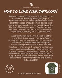 How to love your Capricorn #zodiacsignscompatibility #capricorncompatibility #capricorncouples #capricornlove #capricorn #zodiac #horoscope #astrology