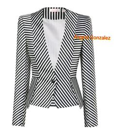 Classy Outfits, Stylish Outfits, Girl Fashion, Fashion Dresses, Corporate Attire, Blazer Jackets For Women, Couture Outfits, Church Outfits, Jacket Pattern
