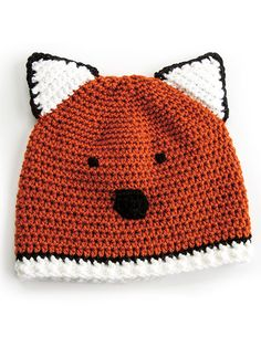 Fox Hat & Scarf