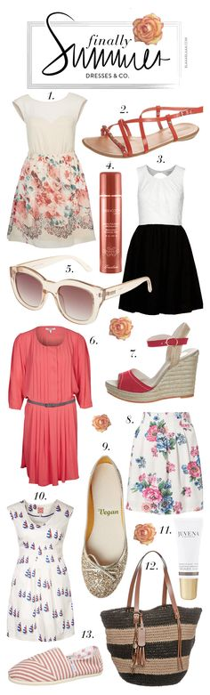 Finally Summer – Dresses & Co.