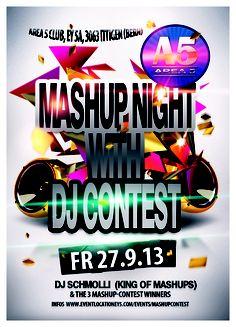 Mashup mit DJ Contest und dem King of Mashup – 27.09.13