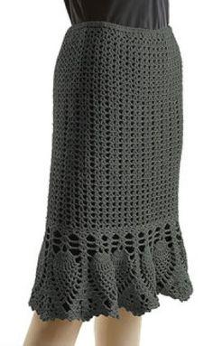 Maggie's Crochet · Olivia Pineapple Skirt Pattern