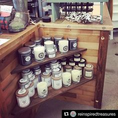Looks like a #southernfirefly treasure chest! @reinspiredtreasures #repost  We are super excited to be bringing a little #Nashville into the shop! You will LOVE these Southern Firefly Candles with scents like #whiskey #coconutlime #Amberoak and #orangeclove ! Whiskey glass when all the burnin' is done! #reinspiredtreasures #homedecor #vintagedecor #vintageandnew #farmhousestyle #cottage #farmhouse #westmichigan #grandrapidsmi #algerheights #bringingthecountrytothecity #buylocal #shoplocal…