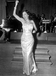 Dorothy Dandridge, circa 1958.