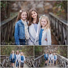 Midlothian VA sibling photo session.  RVA. Girl sibling poses. Midlothian Mines Park. Fall mini sessions.  Kerry B Smith Photography. KBSphoto