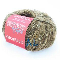 Gioiello Filatura di crosa Filatura, Wool, Cotton