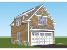 excellent garage and apartment. great garage idea Plan 034G 0014  Find Unique House Plans Home and Floor