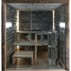 People have been enjoying the benefits of saunas for centuries. Spending just a short while relaxing in a sauna can help you destress, invigorate your skin Sauna Steam Room, Sauna Room, Wood Spa, Sauna Design, Outdoor Sauna, Finnish Sauna, Spa Rooms, Bathroom Spa, Jacuzzi