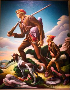 Thomas Hart Benton Paintings