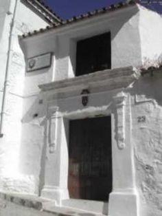 Casa natal de Fray Leopoldo ( Alpandeire)