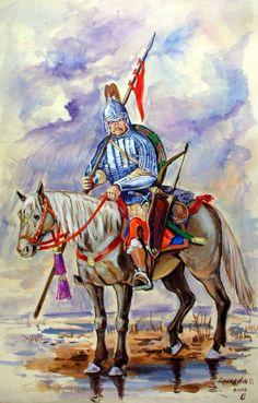 Oglan Tatar nobleman