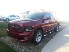 Cherry 12' 1500 Sport Build - DODGE RAM FORUM - Ram Forums and Owners Club! - Dodge Truck Forum
