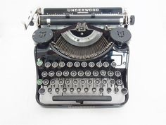 typewriter vintage typewriter working by thespectaclednewt on Etsy