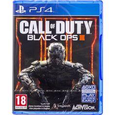 Call of Duty: Black OPS III, PlayStation 4, Shooting