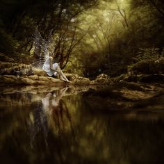 Wood Fairy by Cecilia Zuccherato on 500px