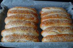 Foto: Sara B. Clausen. I kke den helt store kulinariske udfoldelse i dag- men jeg bagte da hot dog brød selv, det smager jo bedst og gi...