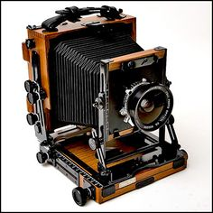 Shen-Hao HZX 4x5-IIA I want it. I hope to build up my skills enough to shoot this type of photography!