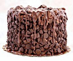 Chocolate-Waste Cake Recipe by Cupcakepedia
