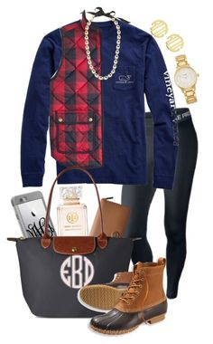 """  #thepreppypeoplecontest "" by madelyn-abigail ❤ liked on Polyvore featuring Vineyard Vines, J.Crew, Kate Spade, LifeProof, QVC, Tory Burch, Longchamp, L.L.Bean, women's clothing and women's fashion"