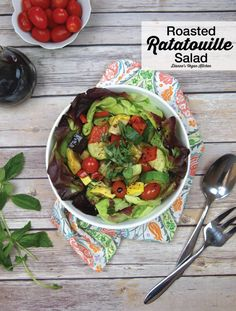 Dianne's ratatouille salad looks like such a lovely summer supper!  via @diannewenz