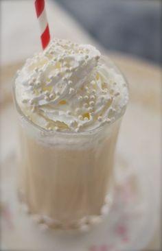Bailey's Irish Cream Milk Shakes- a decadent dessert for two