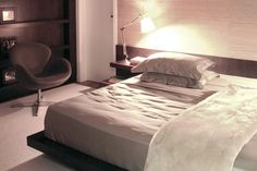 Beautiful Cultured Home by Studio Guilherme Torres - Adelto Home Studio, Best Interior, Condominium, Building Design, Exterior Design, Master Bedroom, House, Luxury, Furniture