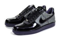 Nike Air Force 1 Downtown Zebra