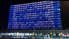 Blinds, Skyscraper, Flat Screen, Multi Story Building, Company Logo, Israel, Blood Plasma, Skyscrapers, Shades Blinds