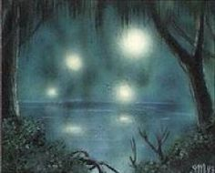 Will O The Wisp Folklore - Fire Fairy and Ghost Lights Fantasy Forest, Fantasy Art, Fantasy Creatures, Mythical Creatures, Melencolia I, Will O The Wisp, Fire Fairy, Scary Tales, Beautiful Book Covers