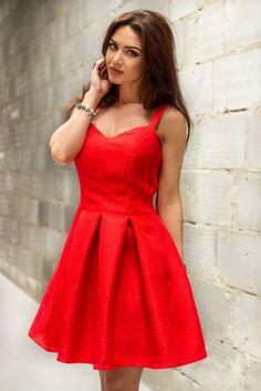 sukienki weselne rozkloszowane - Szukaj w Google