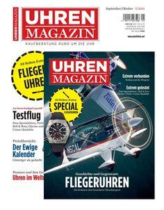 UHREN-MAGAZIN 5/2015 mit Fliegeruhrenspecial